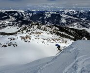 dropping in from the summit crested butte.jpg