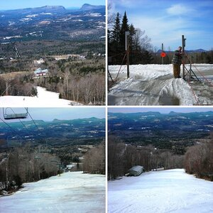 Burke Mountain: Closing Day, April 1, 2007