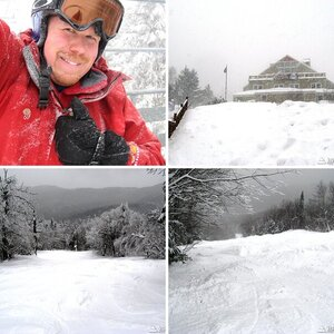 Burke, Feb. 10, 2008 (Powder Day!!!)