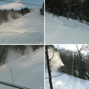 Snowmaking On Ripsaw