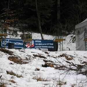 Official US Ski Team Training Area