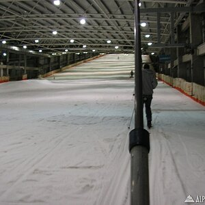Beijing Indoor Skiing